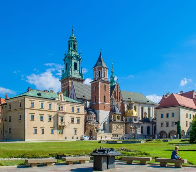 The most popular Wawel castle