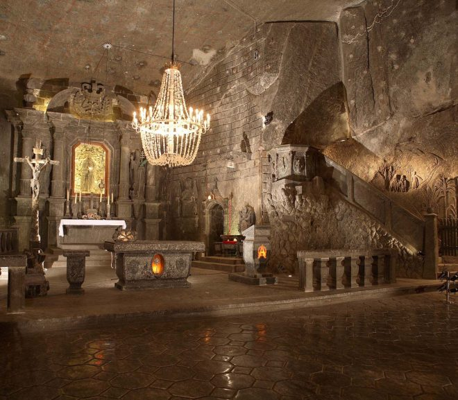 The best salt mines Krakow