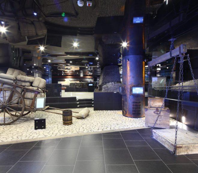 The best underground musem in Krakow