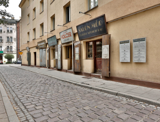 Why should we go to the jewish quarter Krakow?