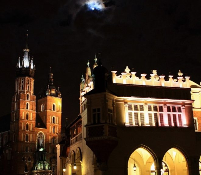 What do you mean by krakow nightlife?